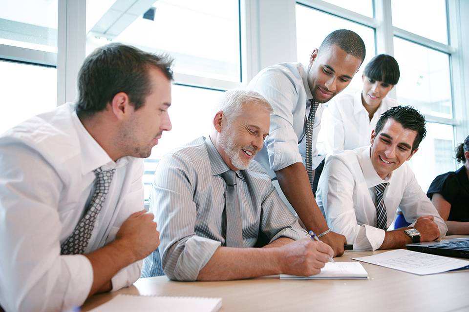 Multi-Generational Workplace blog post