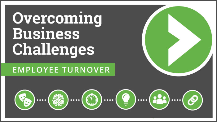 Overcoming Business Challenges: Employee Turnover