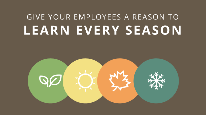 Reason for Learning Every Season eBook cover