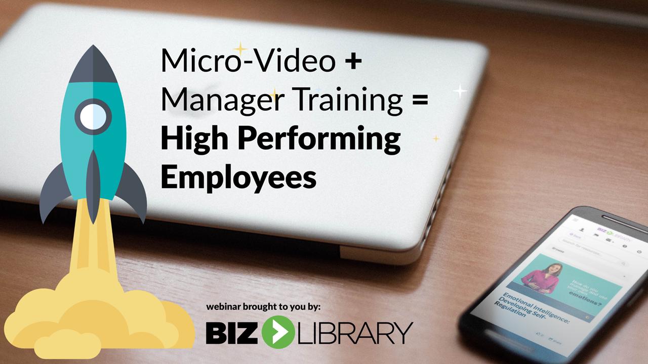 Micro-video webinar cover