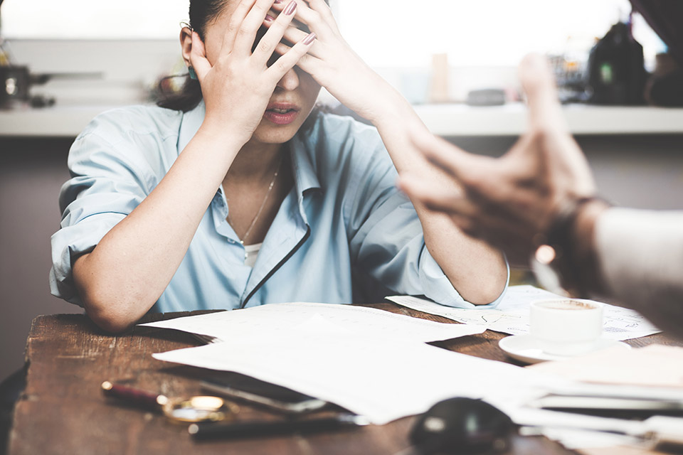 Stop workplace bullying blog post