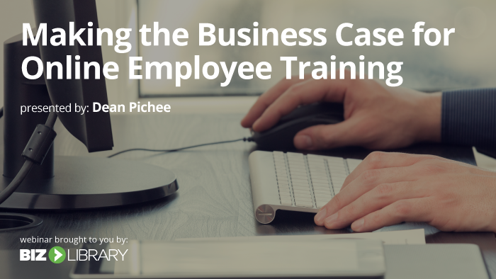 Making The Business Case For Online Employee Training