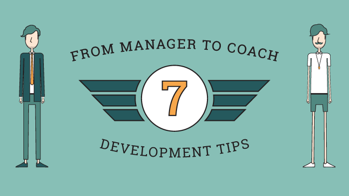 Infographic: From Manager to Coach