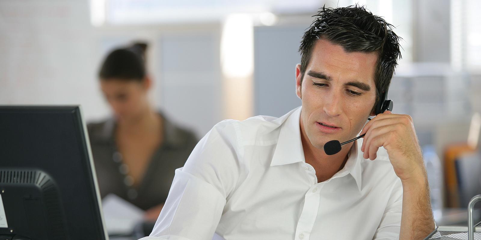 Sales rep listening skills