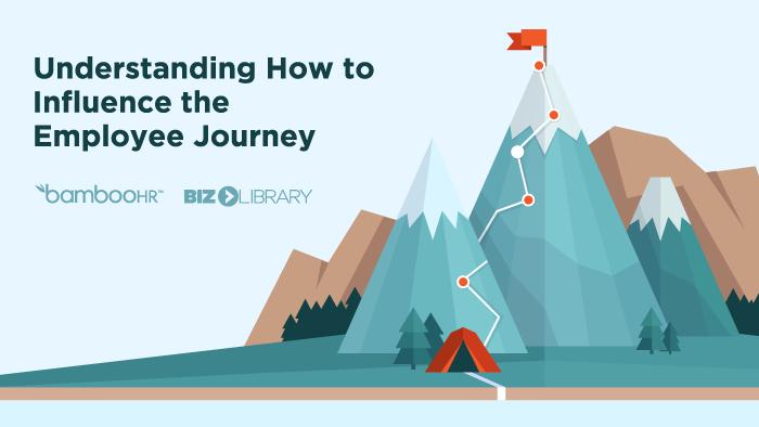 Understanding How to Influence the Employee Journey
