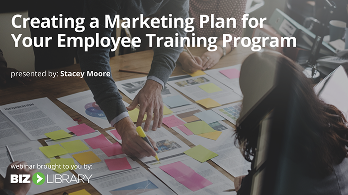 Creating a Marketing Plan for Your Employee Training Program