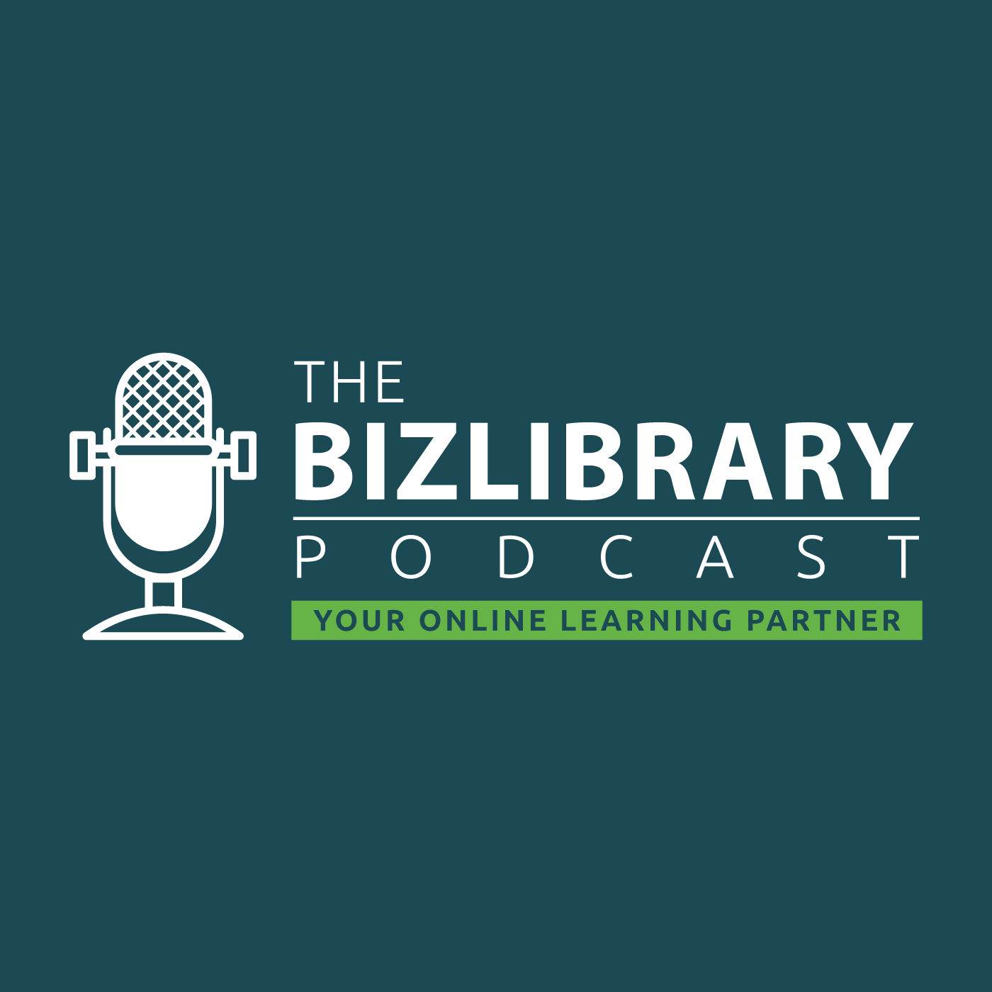 The BizLibrary podcast