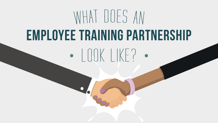 What Does an Employee Training Partnership Look Like?