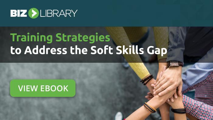 Training Strategies to Address the Soft Skills Gap