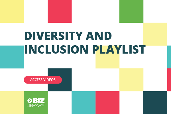Diversity and inclusion video training playlist