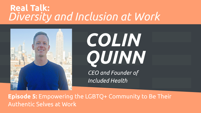 Empowering the LGBTQ+ Community to Be Their Authentic Selves at Work