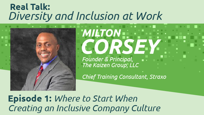 Real Talk with BizLibrary Episode 1: Where to Start When Creating an Inclusive Company Culture