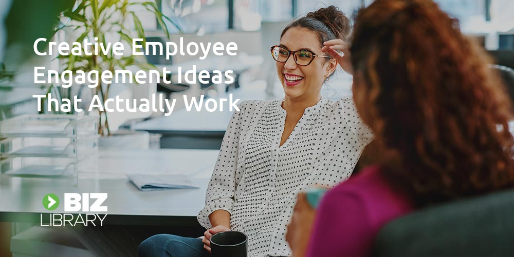 article cover creative employee engagement ideas