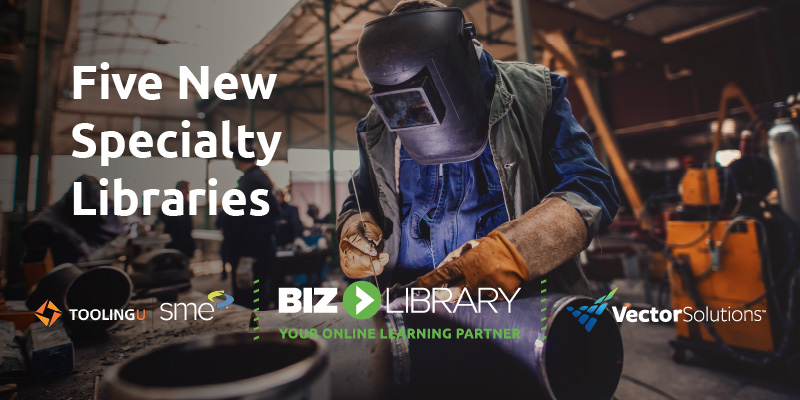 New Specialty Libraries