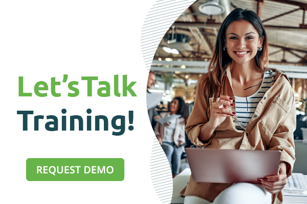 let's talk training request a demo image